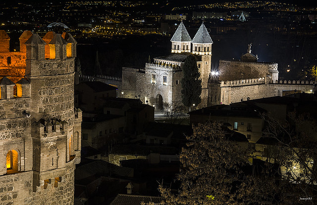 Mirador del Azor. Toledo.