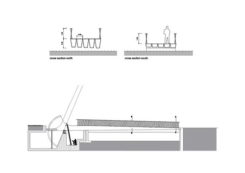 Knight Architects  - Merchant Square Footbridge - Drawings 03 Detail | by 準建築人手札網站 Forgemind ArchiMedia
