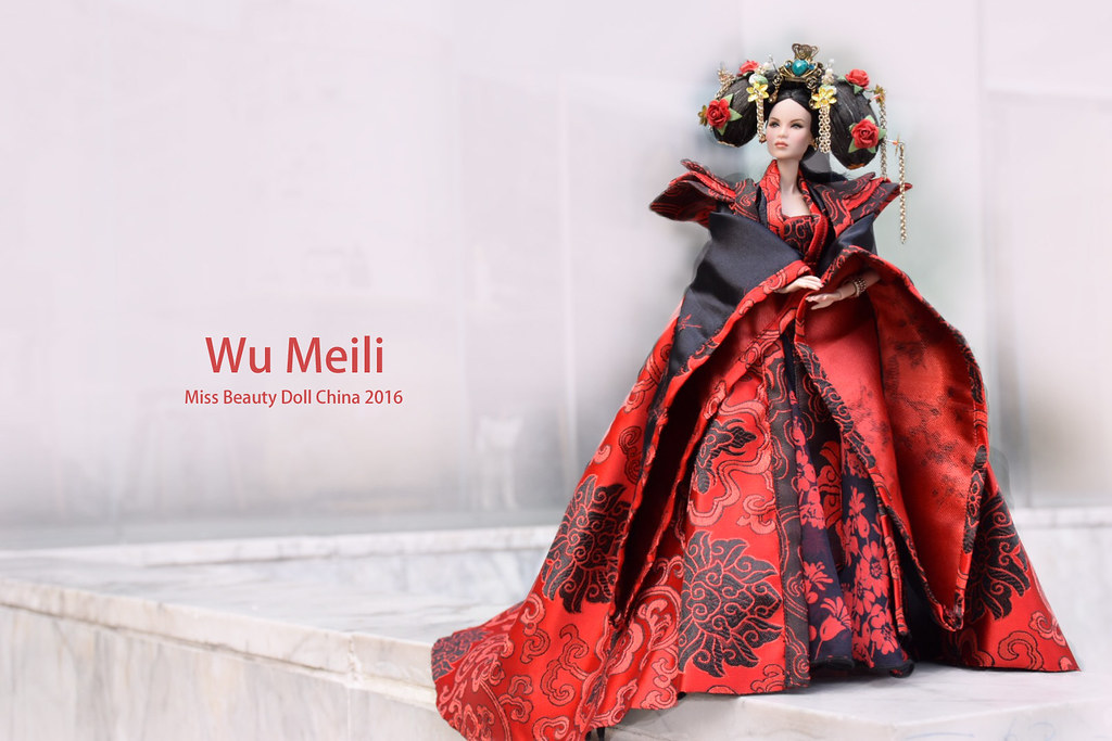 ... National Costume | Miss Beauty Doll China the contestant of the Miss Beauty Doll 2016 Pageant  sc 1 st  Flickr & National Costume | Miss Beauty Doll China the contestant ou2026 | Flickr