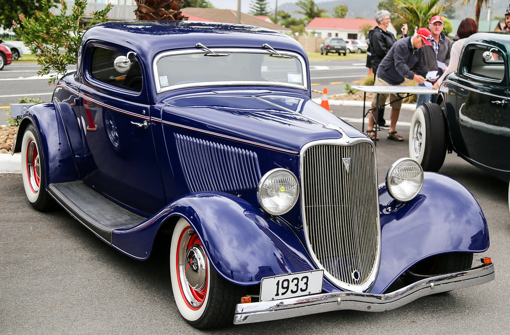 Worlds First Car Show Whangamata | Jan 1st 2016 | Lance | Flickr