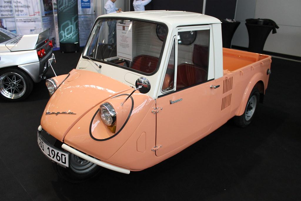 Mazda K360 1960 Steff Flickr