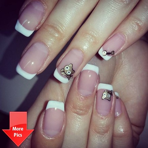 Prettyfulz Fall Nail Art Design 2011: MORE PICTURES CLICK HERE