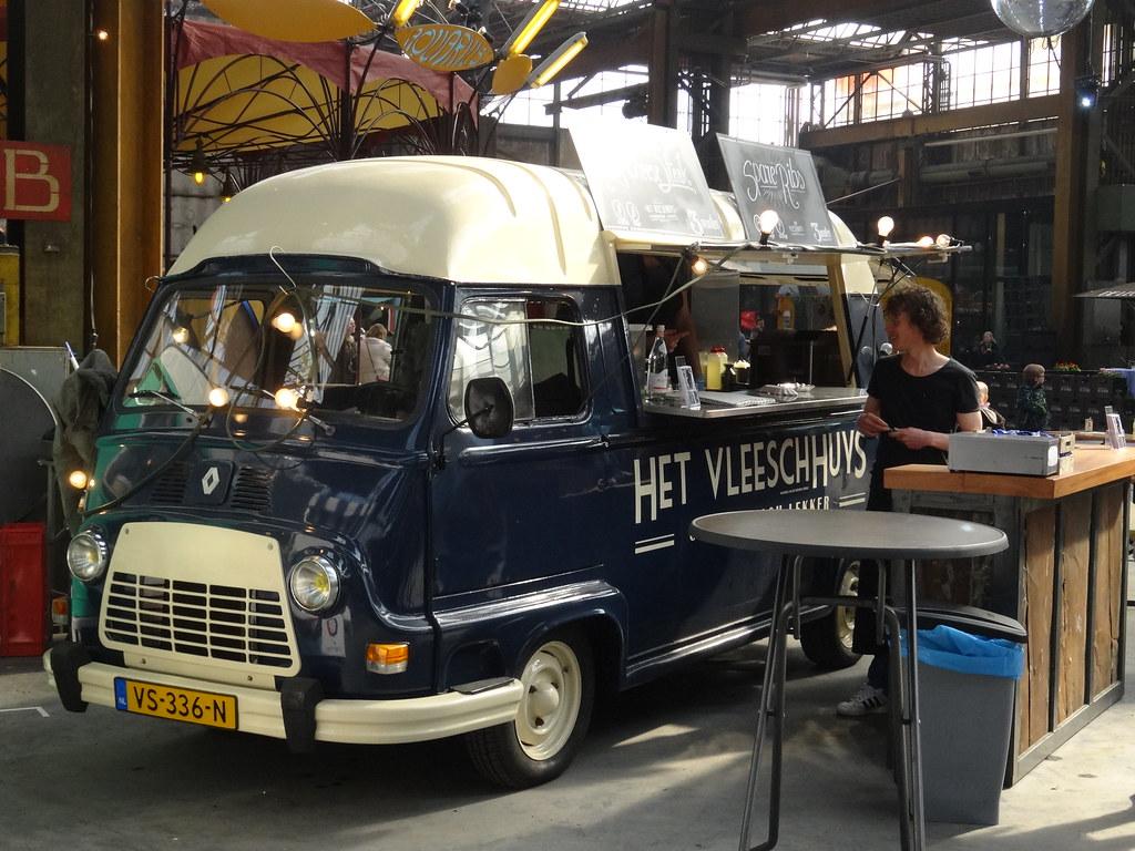 1979 Renault Estafette Food Truck