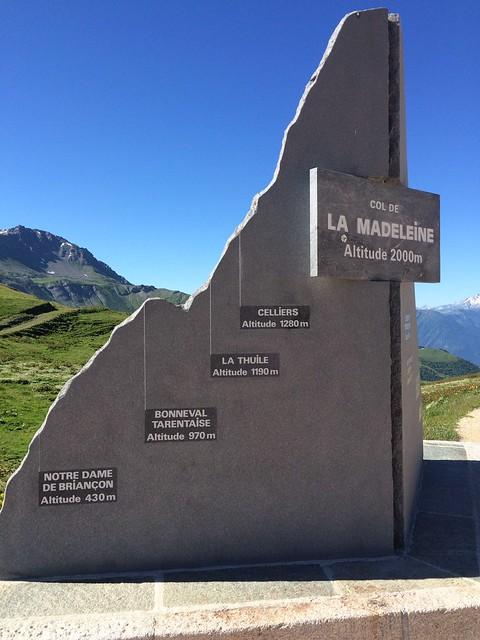 Col de Madeleine