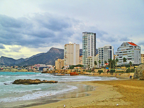 Calpe New City Centre 16 | by worldtravelimages.net