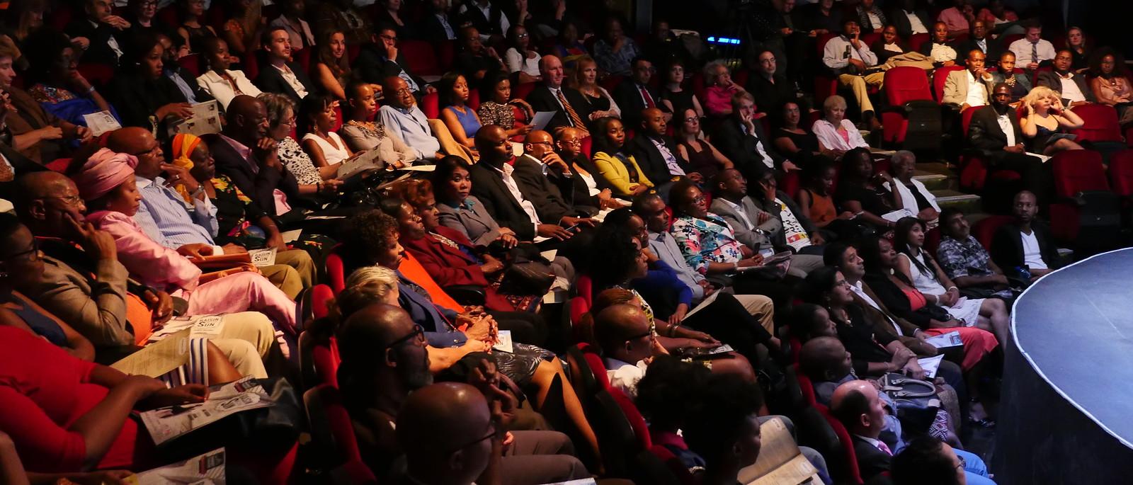U s embassy pretoria celebrates black history month with for Consul performance