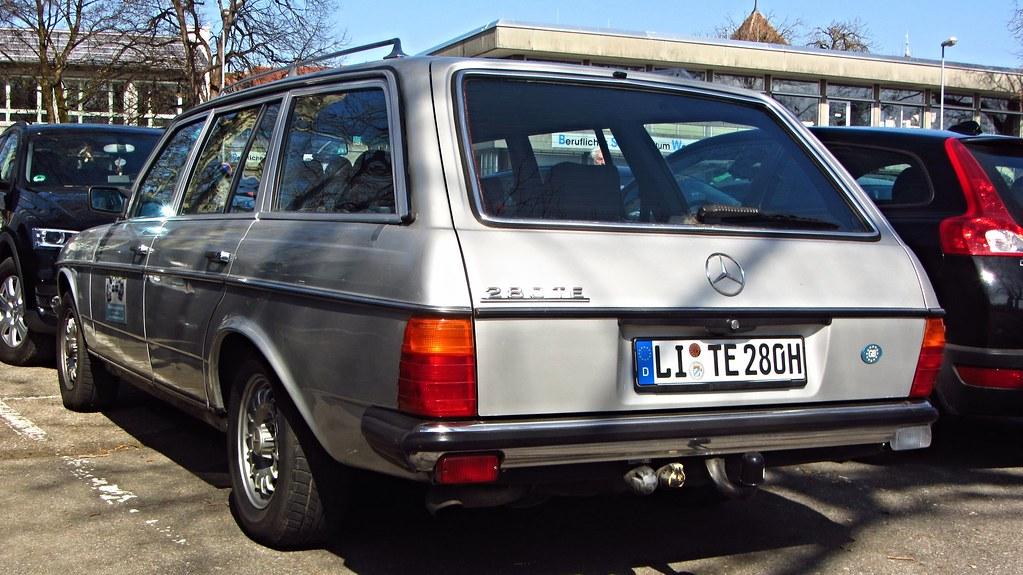 Mercedes W123 T Tobias Hartmann Flickr