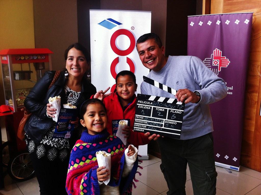 Inauguración CINE FAMILIAR GASCO