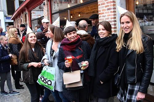 Barklak jan smets feestelijke opening van bar klak aan de flickr - Feestelijke bar ...