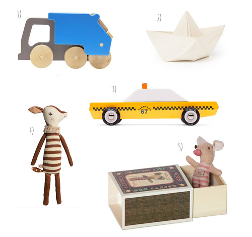 Eco Toy Round-up | by Vanilla and lace