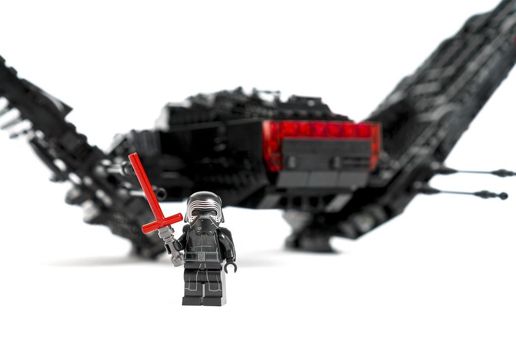 kylo ren space shuttle lego - photo #12