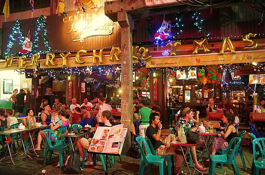 how to go khao san road from silom