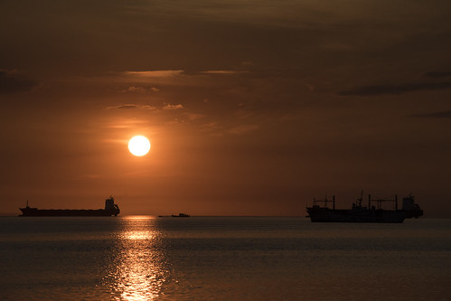 Manila Bay Sunset | by NJY Tolentino