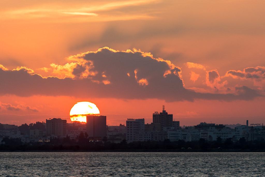Tunis Sunset