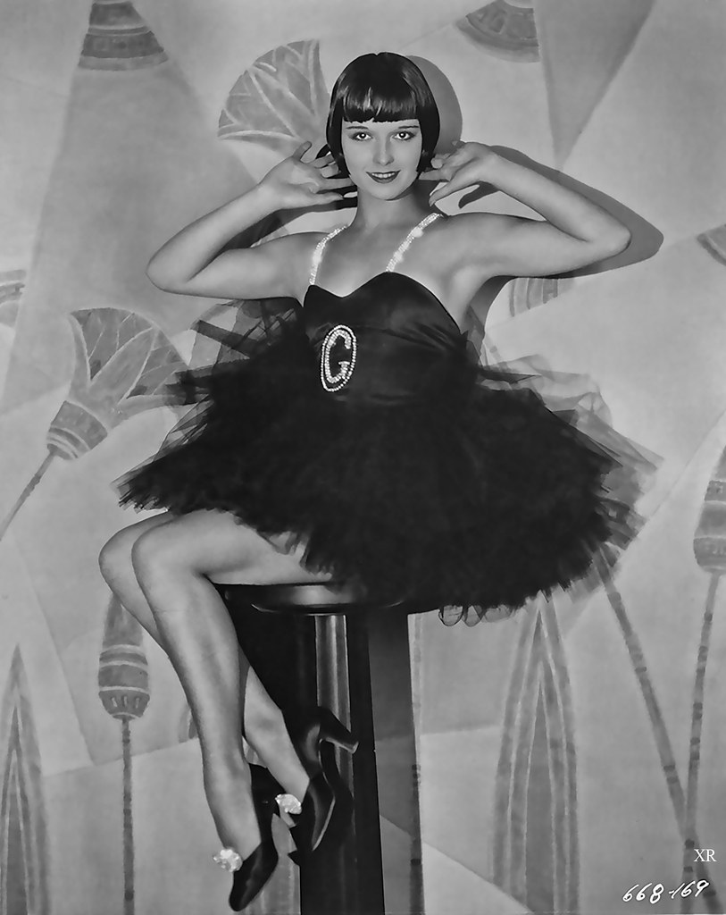Louise Brooks Louise Brooks new photo