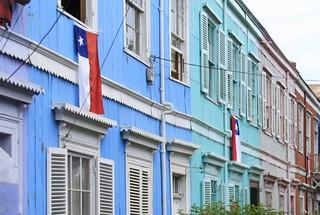 Chile_ Valparaiso
