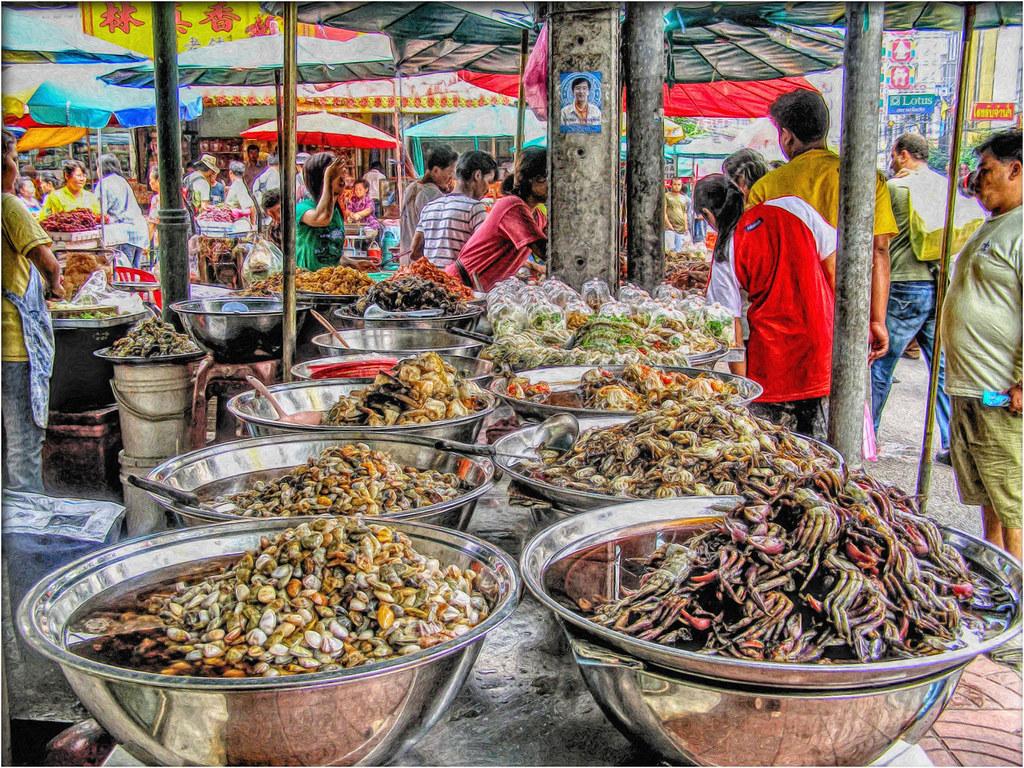 Street food, Thanon Sukhumvit