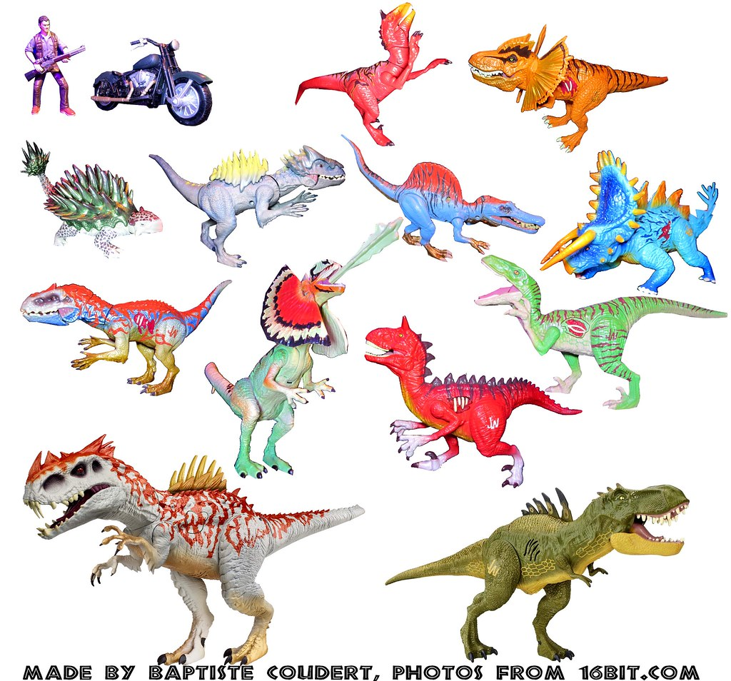 hybrid dinosaurs jurassic world toys wow blog