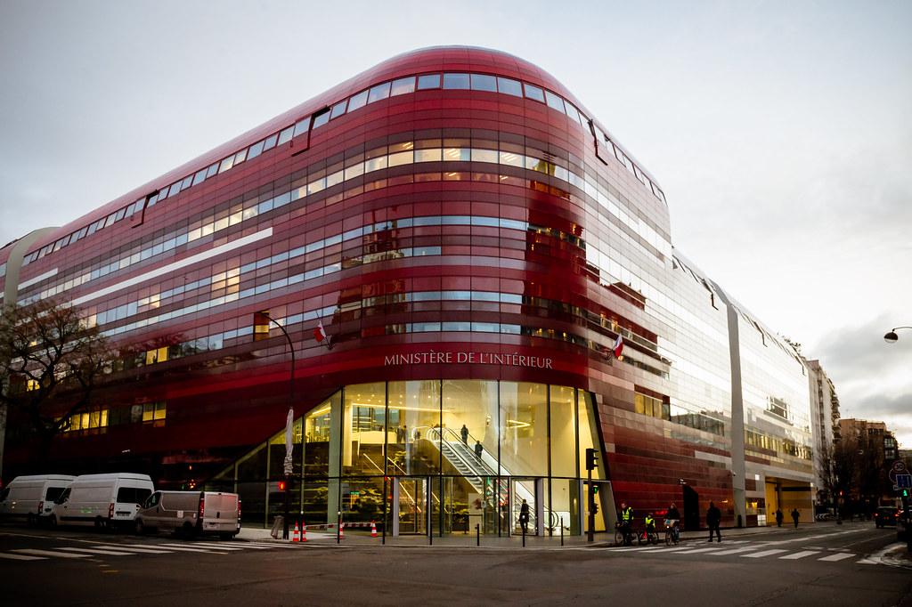 Inauguration de l\'immeuble Garance par Bernard CAZENEUVE, … | Flickr