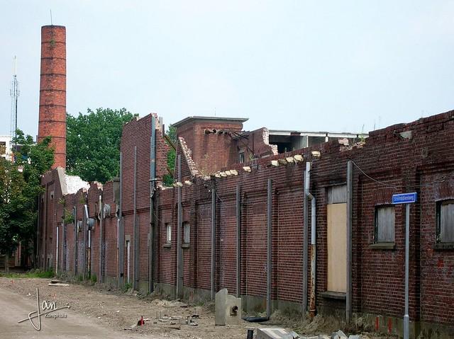 Enschede 2005 - Roombeek