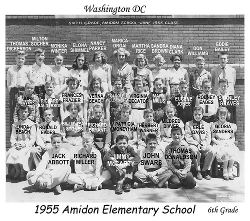 1955 Amidon School from Stan Graves 200dpi | by -kidagain-