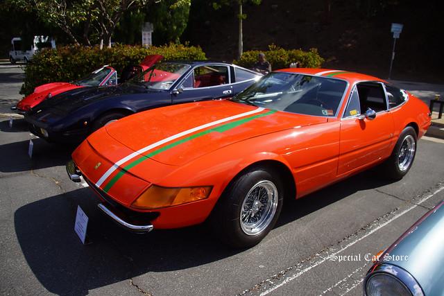 1970 Ferrari 386 GTB4
