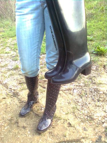 Boot Rain Sexy