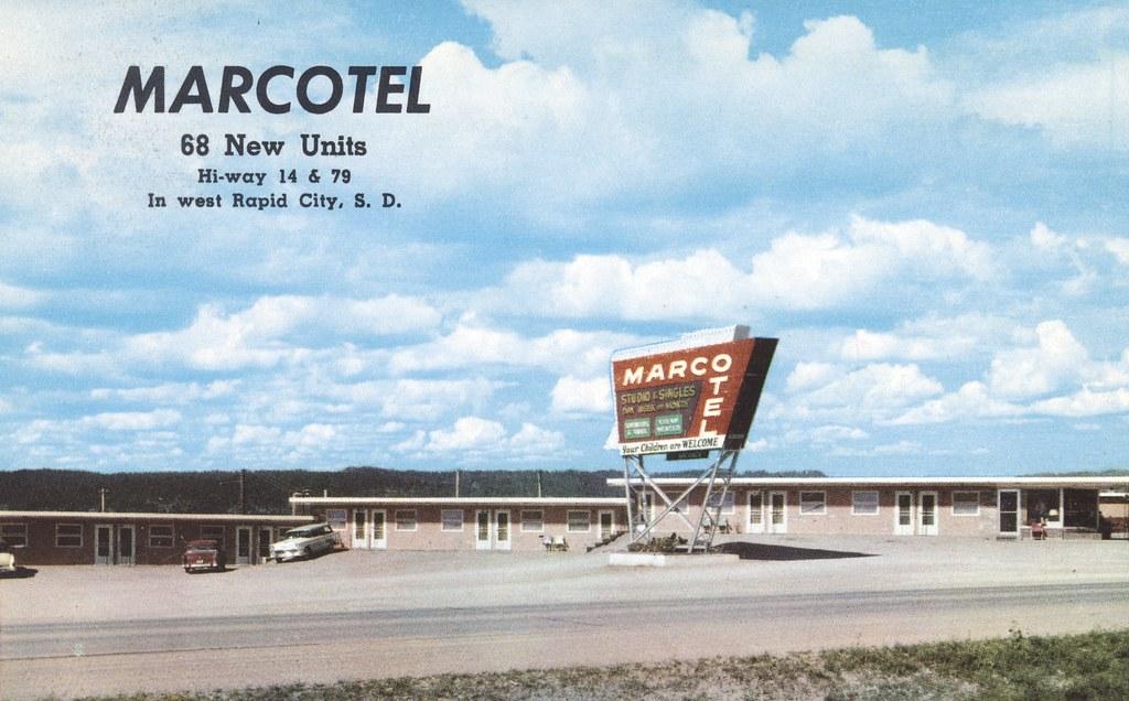 Marcotel - Rapid City, South Dakota