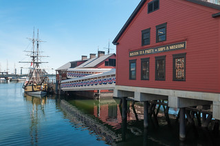 Boston Tea Party | by wuestenigel