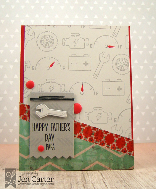 Jen Carter Father's Day Papa Front wm