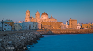 Golden Hour - Cadiz, Spain | by www.caseyhphoto.com