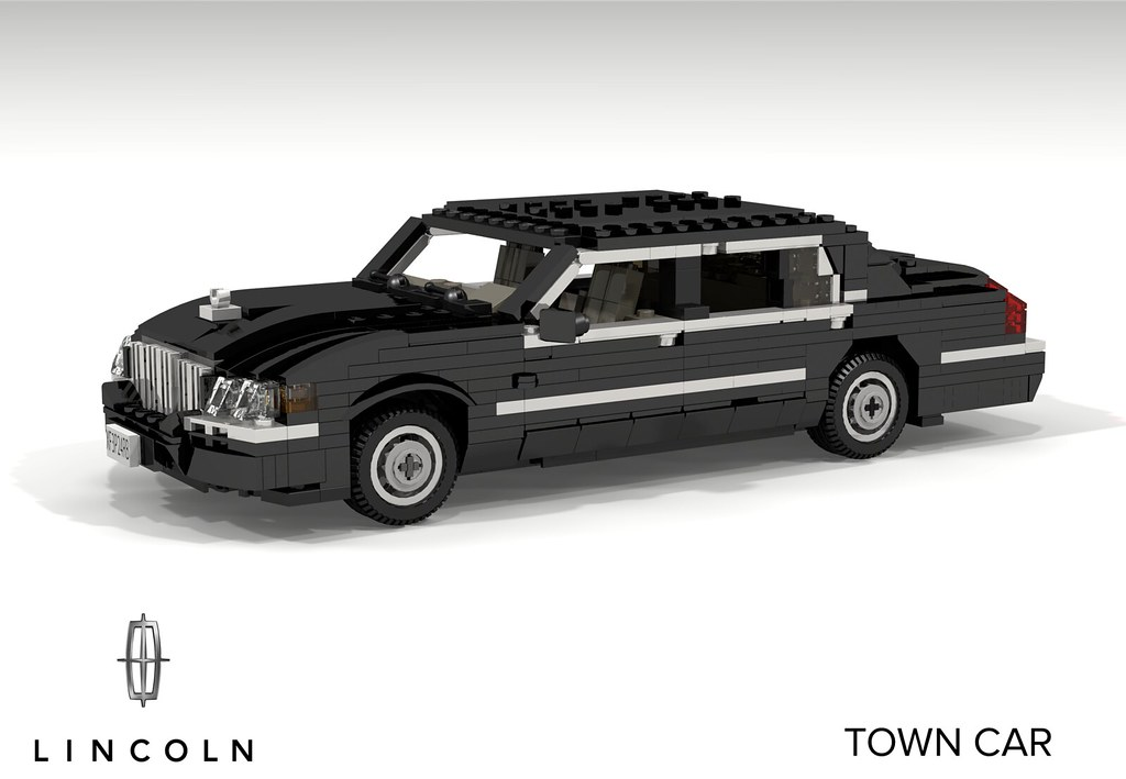 Lincoln Town Car 2003 2011 Third Generation 1998 2011 Flickr
