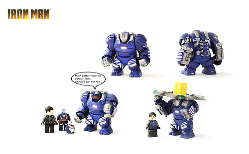 Lego Iron Man Mark 38 Igor Suit   My next creation for ... Lego Iron Man 3 Suits
