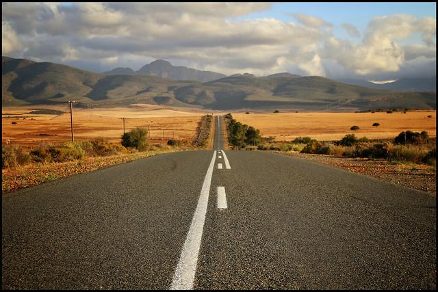Karoo- Südafrika