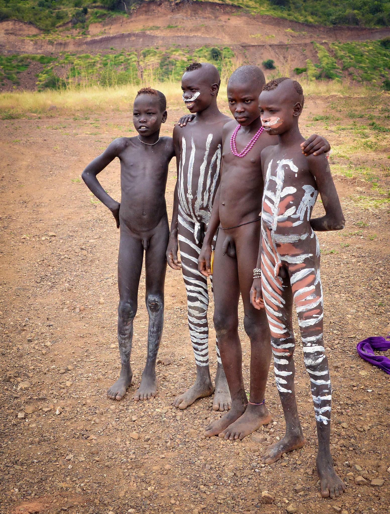 surma boys images - usseek.com