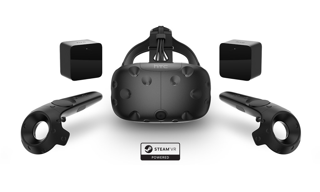 vr trends 2016: HTC Vive