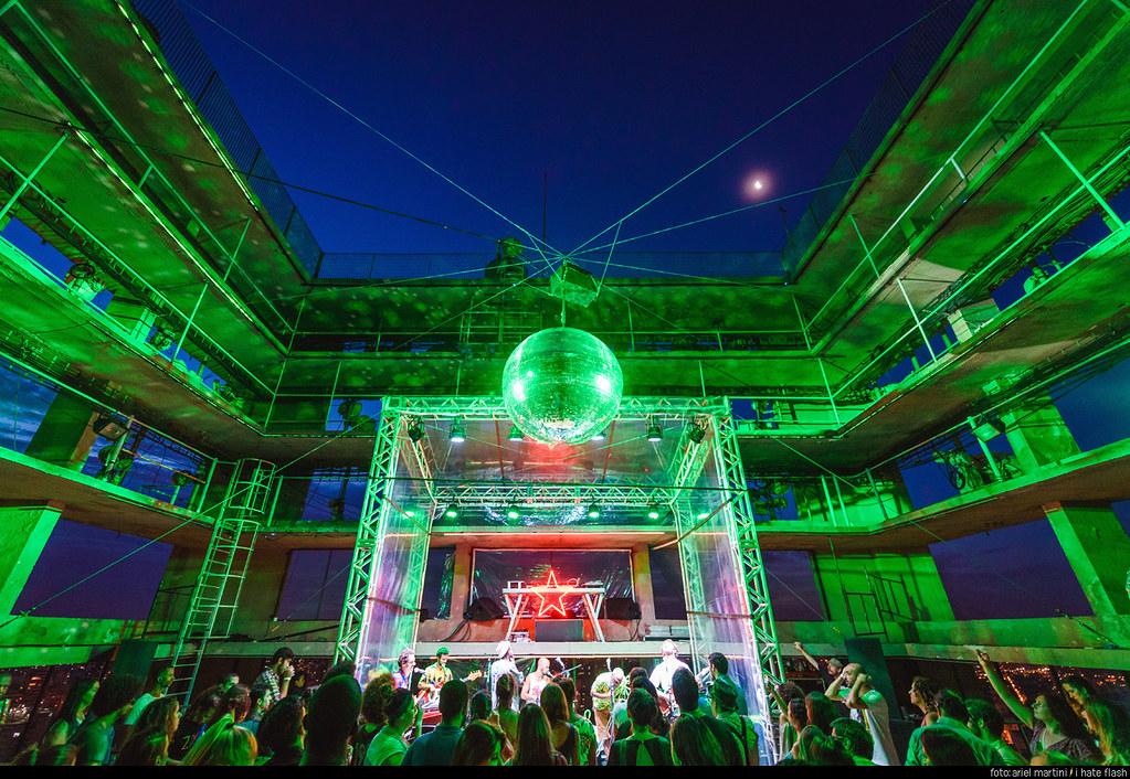 ... Heineken Up On The Roof 2016   Mirante Do Vale   Sao Paulo | By Ariel