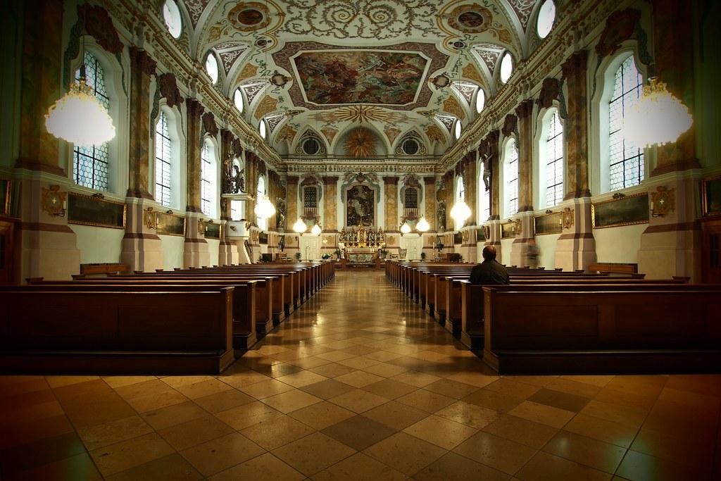 Munich - Bürgersaalkirche