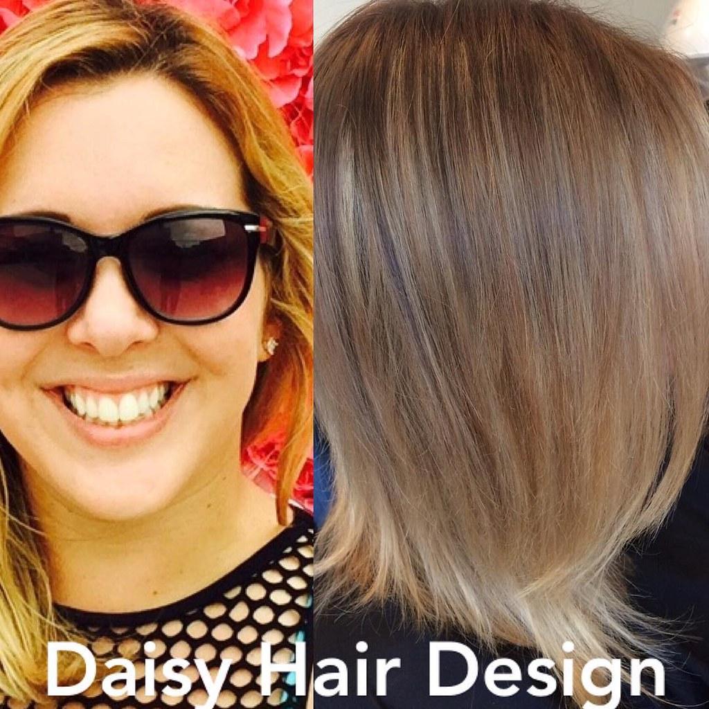 Malibu Balayage Tint Back Hair Color Brassy To Sun Kissed Flickr