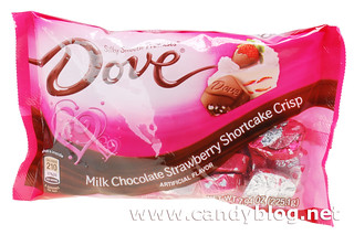 Dove Milk Chocolate Strawberry Shortcake Crisp Promises | by cybele-