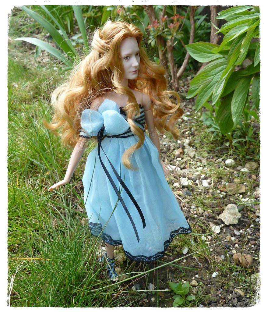 Alice in Wonderland, Tea Party dress. | jacqalls | Flickr