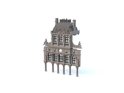 Baroque Architecture v.2 | by O Wingård