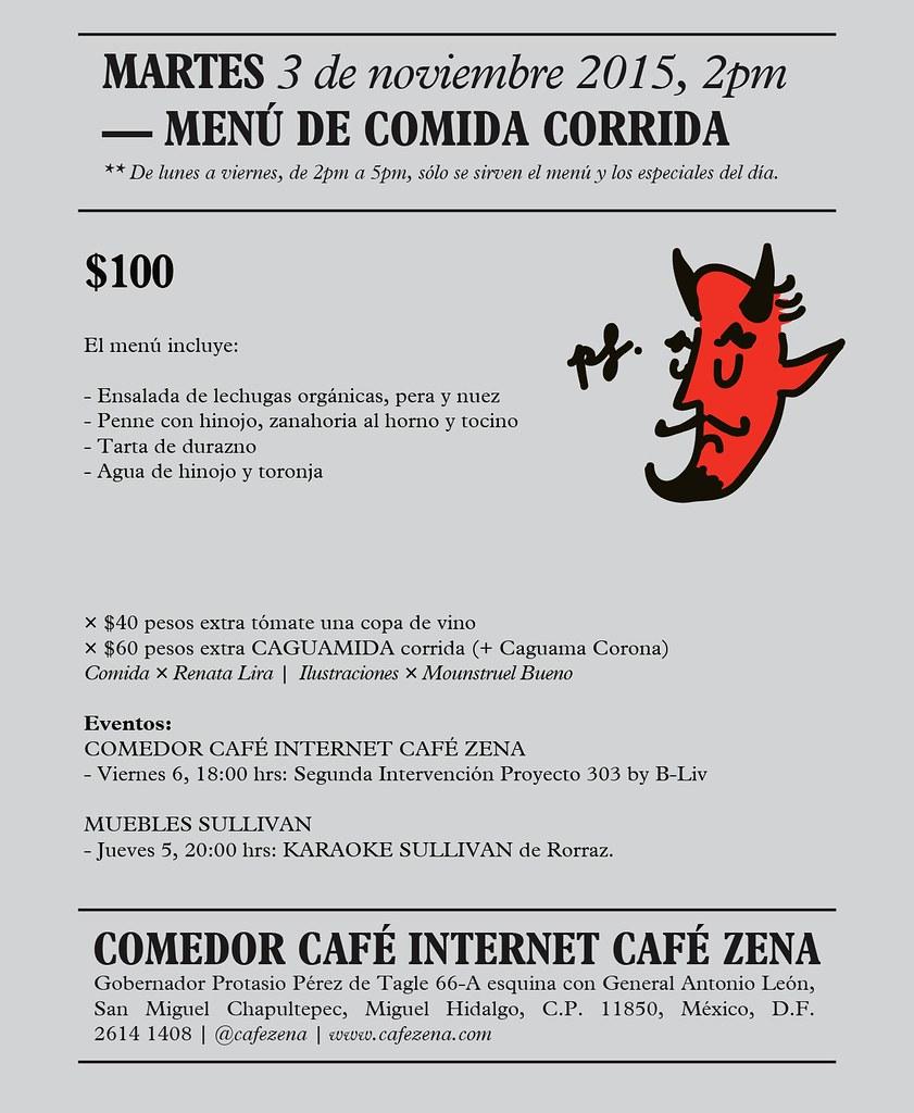 s177.menu (flyer) -02 | PESCA AL CURRICÁN | Flickr