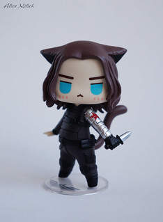 Winter Soldier by Chaoer | by Alice_Milich