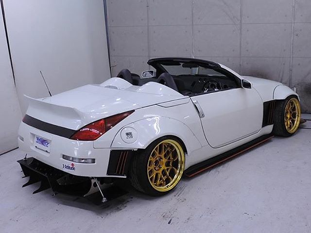 Mercury z racing 350z convertible rear wing full body ki flickr we have a run mercury z racing 350z convertible rear wing full body kit we have a run publicscrutiny Images