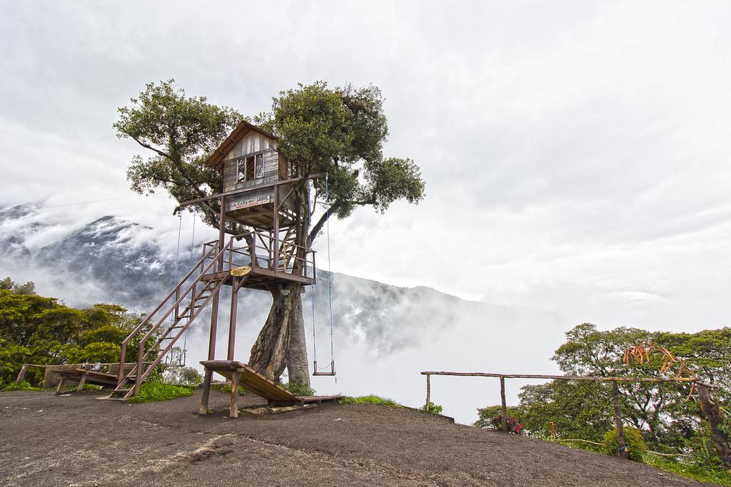 Ecuador, Casa del Arbol