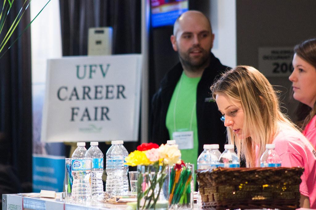2016 UFV Career Fair