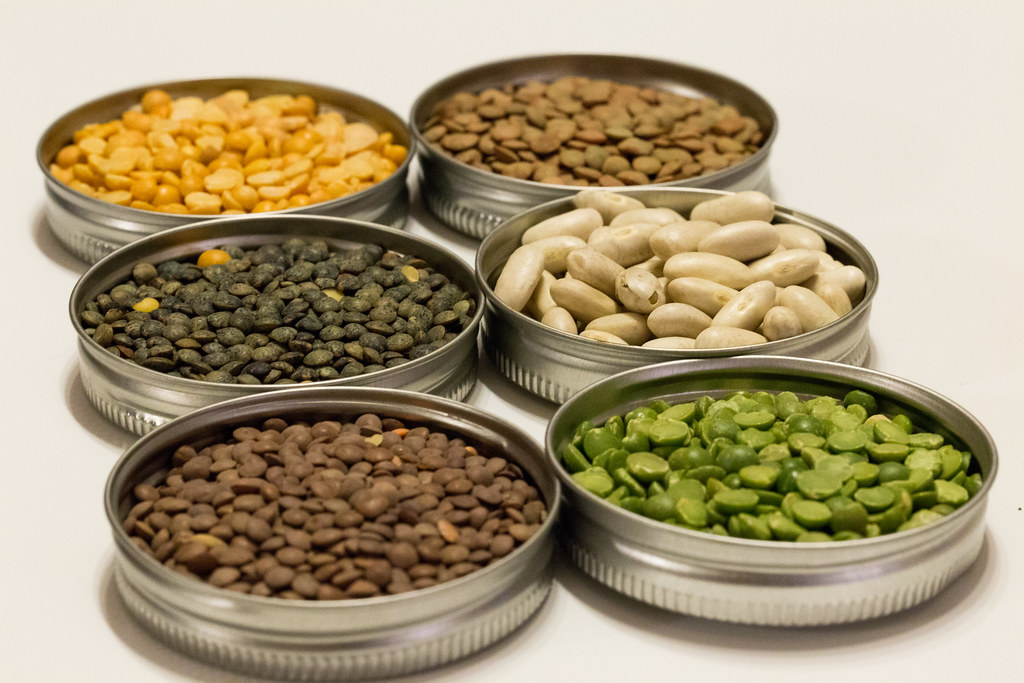 Nutritional security pulses