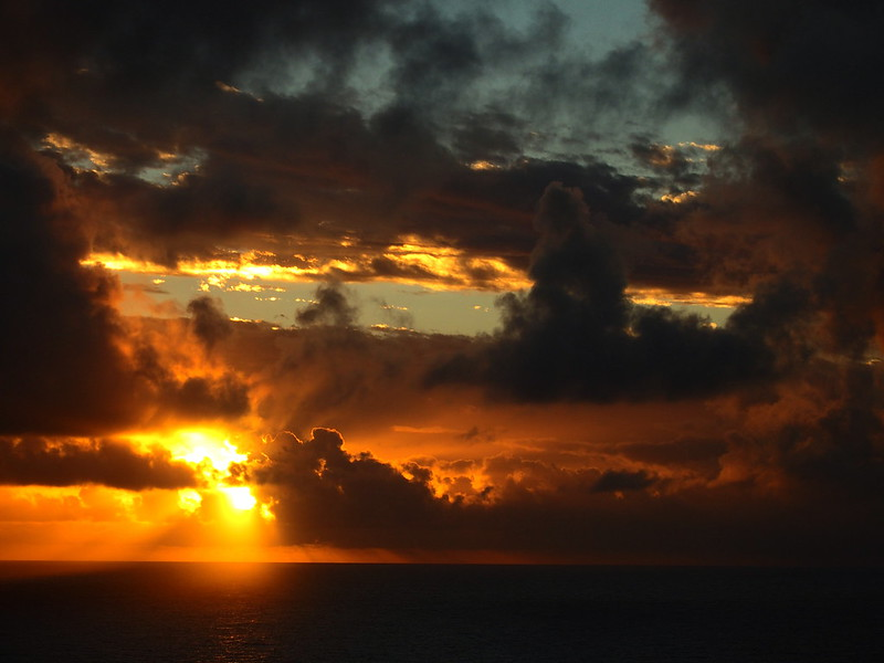 Norfolk Island sunset