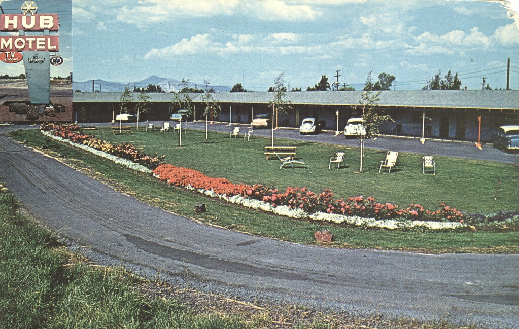 Hub Motel - Redmond, Oregon